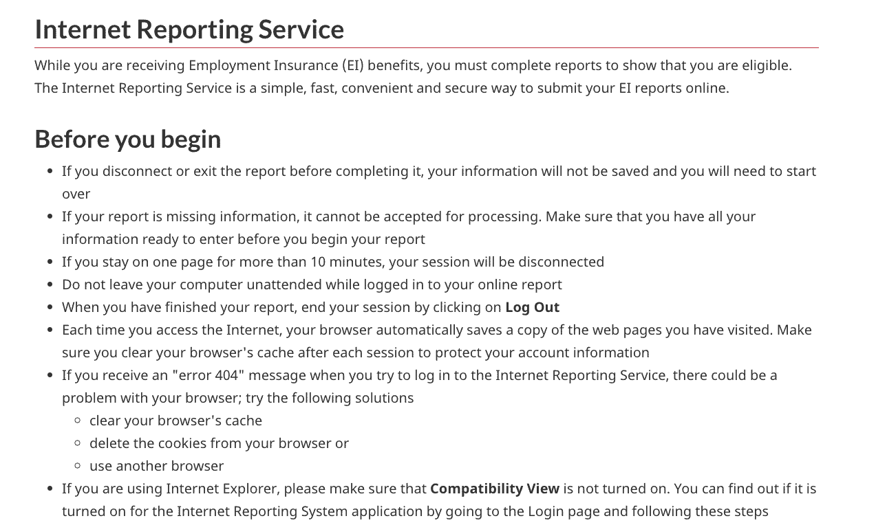 My Service Canada