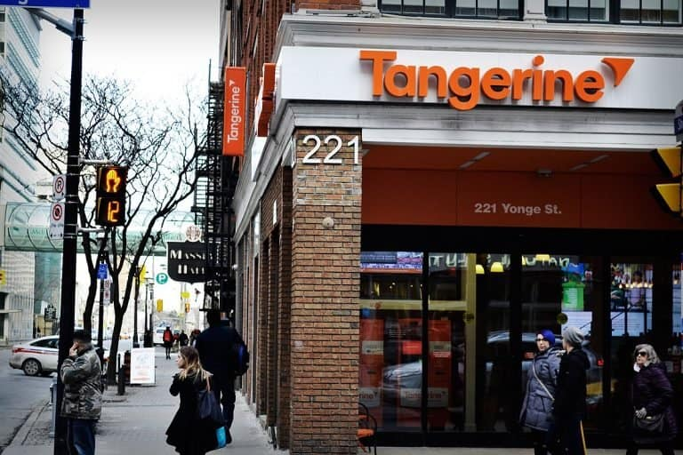 tangerine-bank