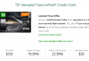 TD Aeroplan Visa Infinite Review In 2019