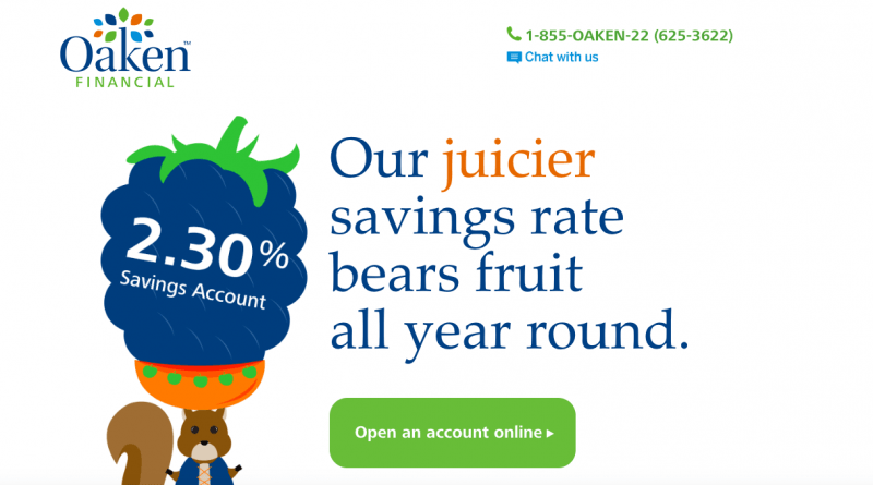 Oaken Financial