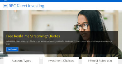 RBC Direct Investing: Online Discount Brokerage By RBC